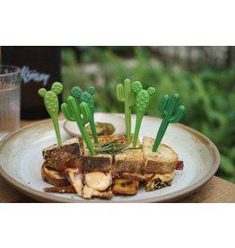 Qualy Cocktailprikkers Cactus Picks