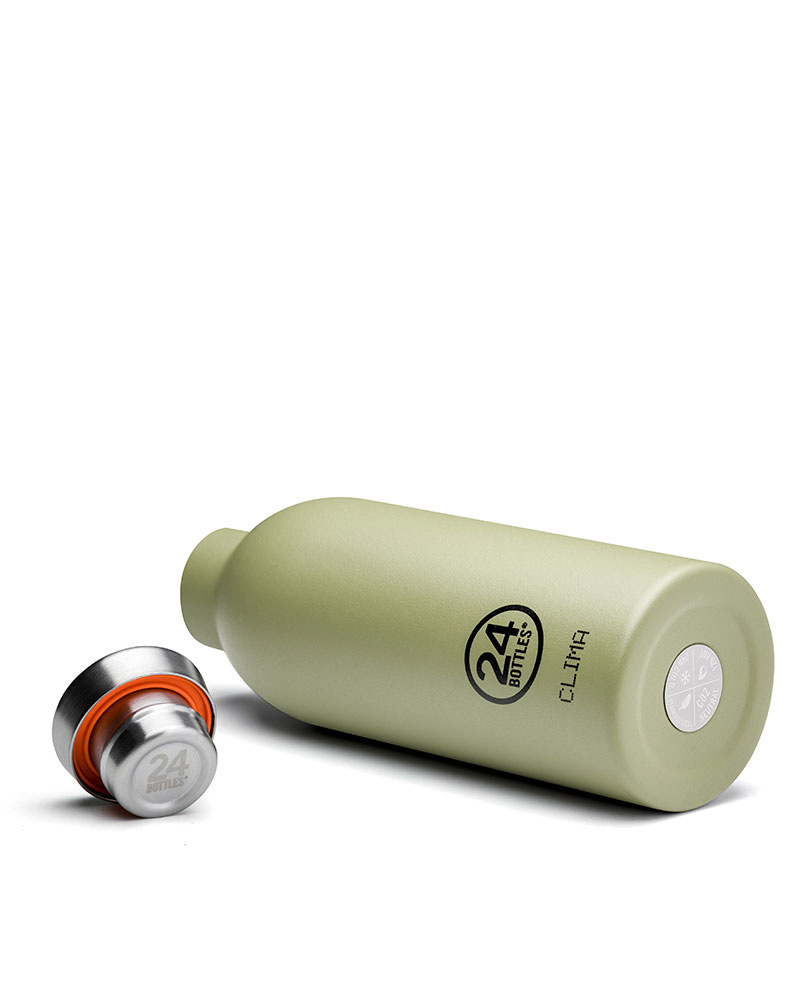 24Bottles Thermo Bottle 0.5L Clima Stone Sage