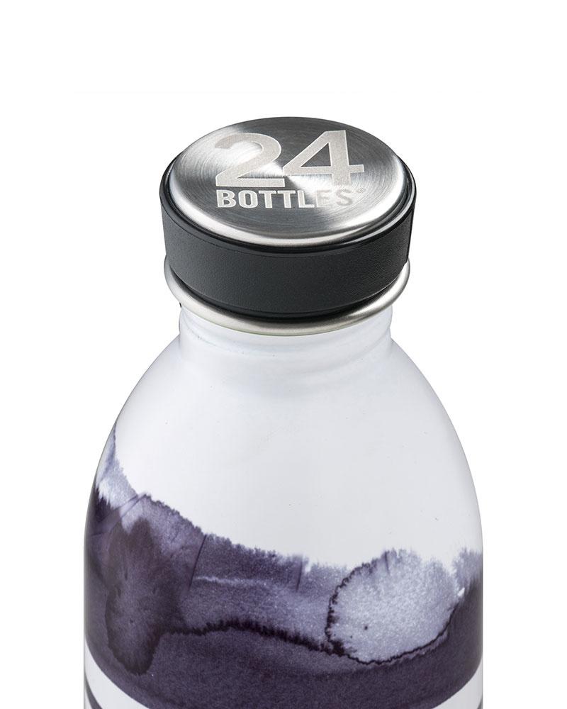 24Bottles Getränkeflasche Urban Bottle 0,5 L Stripes