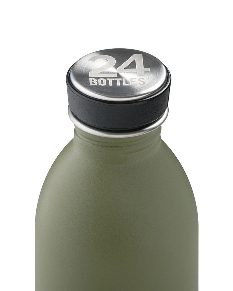24Bottles Getränkeflasche Urban Bottle 0,5 L Stone Sage