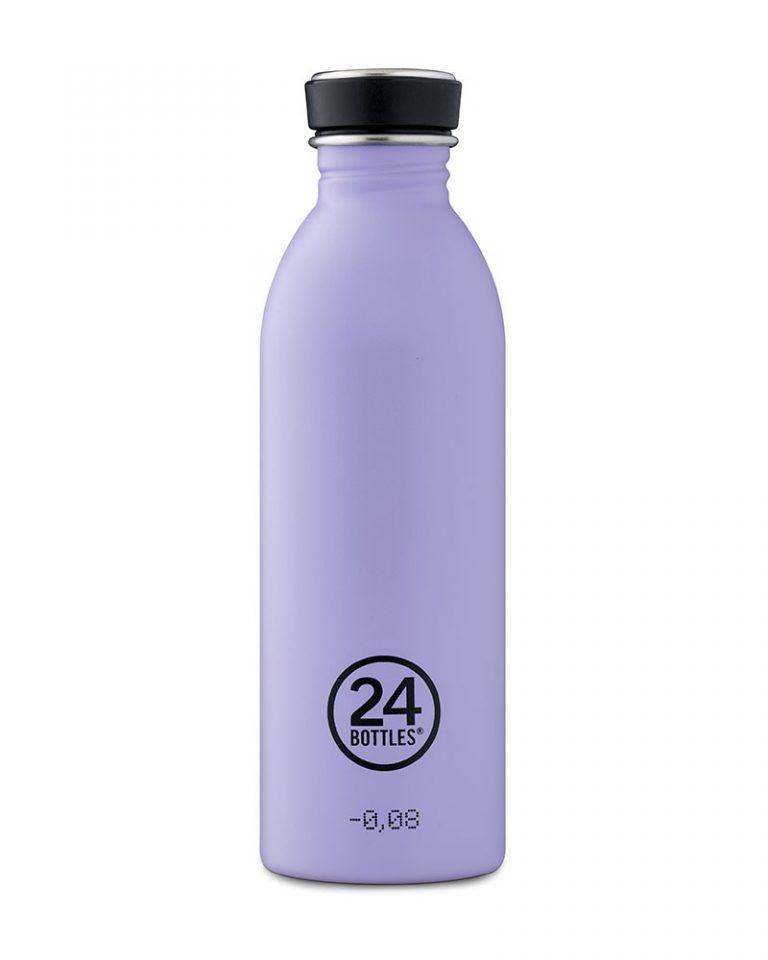 24Bottles Getränkeflasche Urban Bottle 0,5 L Stone Erica