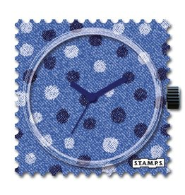 Stamps Uhr Jeans Dots