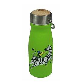 The Zoo Thermos Flask Mini Zebra