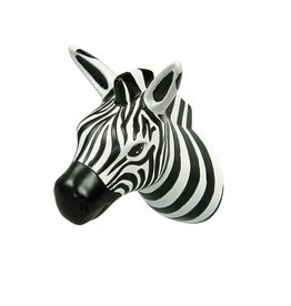 The Zoo Coat Rack Hook Zebra