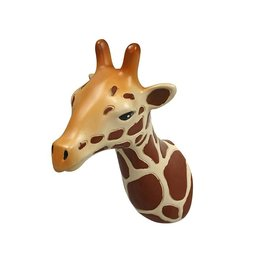 The Zoo Coat Rack Hook Giraffe