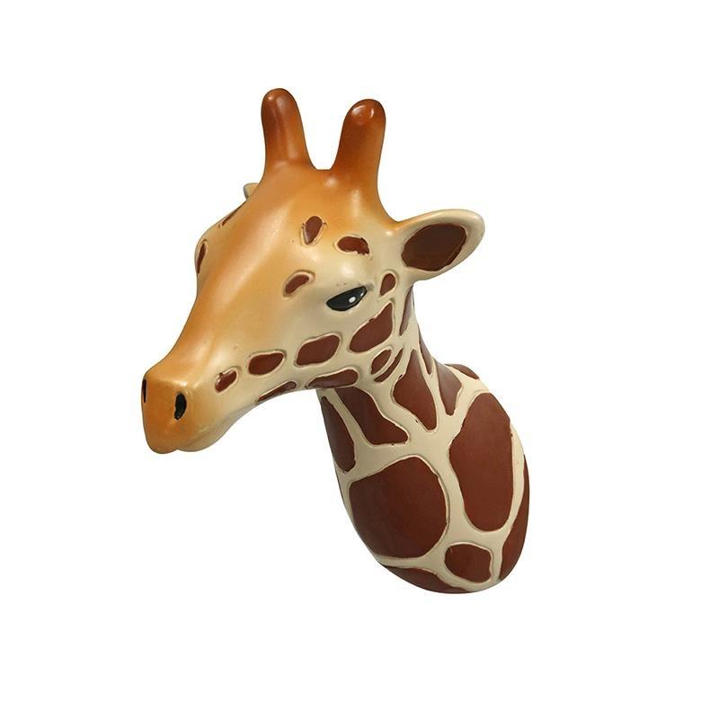 The Zoo Garderobe Haken Giraffe