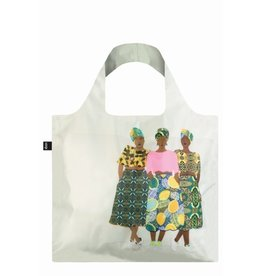 LOQI Faltbare Shopper Grlz Band