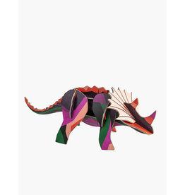 Studio Roof Bouwpakket Totem Triceratops