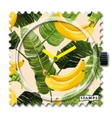 Stamps Uhr Happy Banana