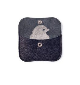 Keecie Wallet Mini Me Ink Blue