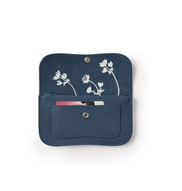 Keecie Wallet Flash Forward Medium Faded Blue