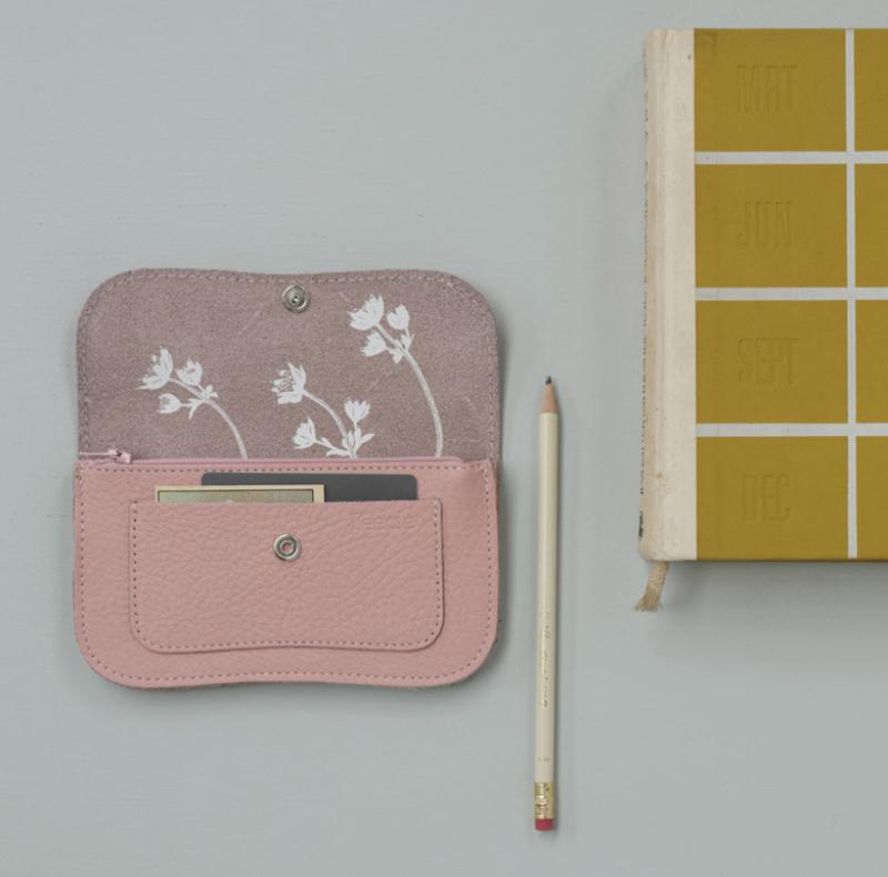 Keecie Wallet Flash Forward Medium Soft Pink