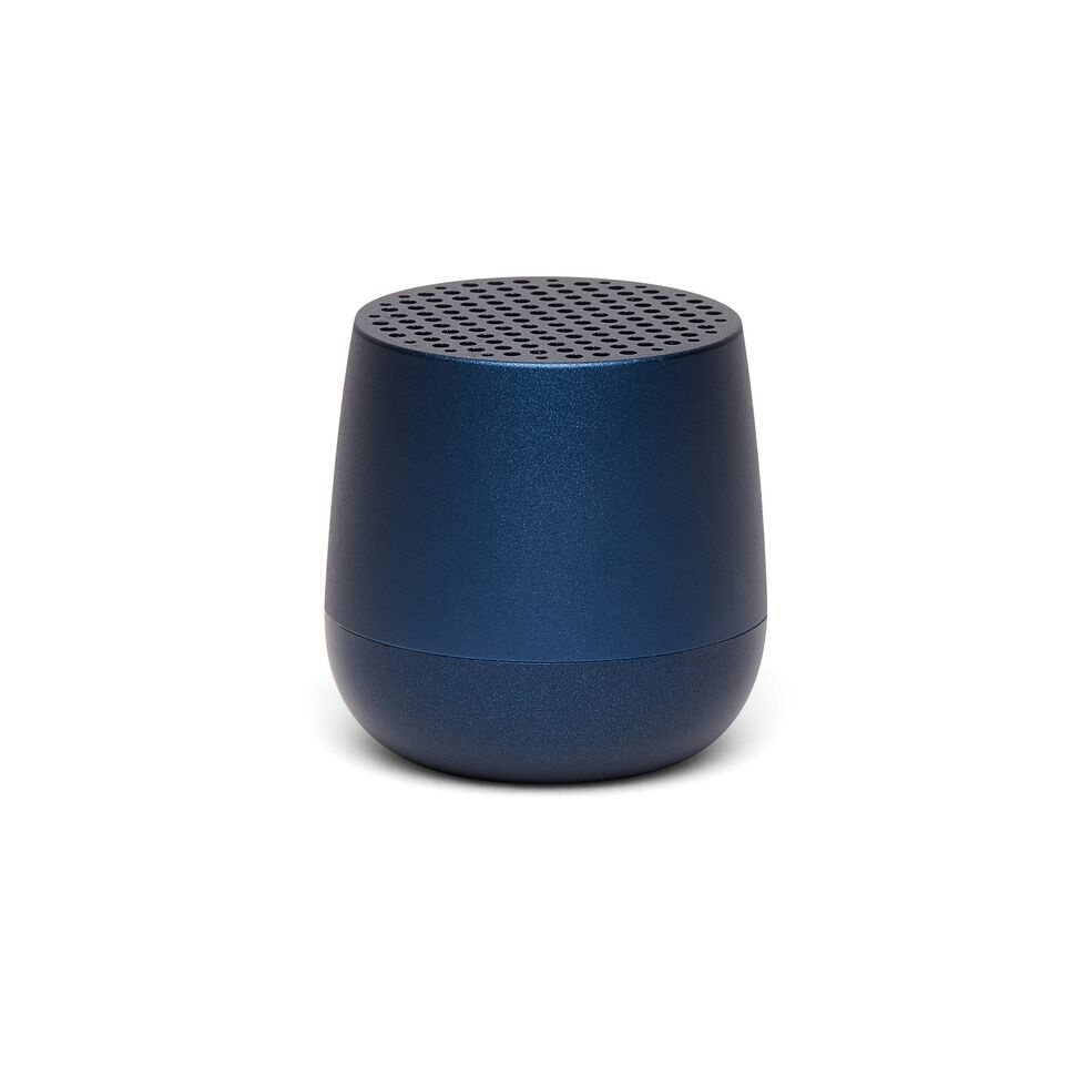 Lexon Mino Mini  Bluetooth Speaker dark blue