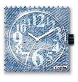 S.T.A.M.P.S Uhr Denim Time