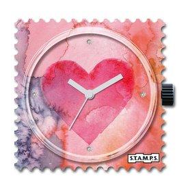 S.T.A.M.P.S Watch Diamond Heart Final