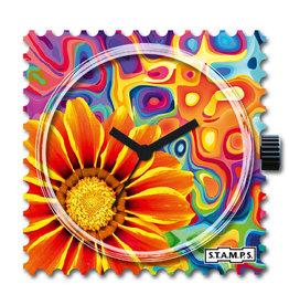 S.T.A.M.P.S Watch Flower Reflection