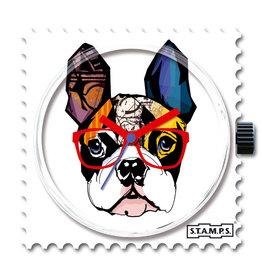S.T.A.M.P.S Klokje Mr Dog
