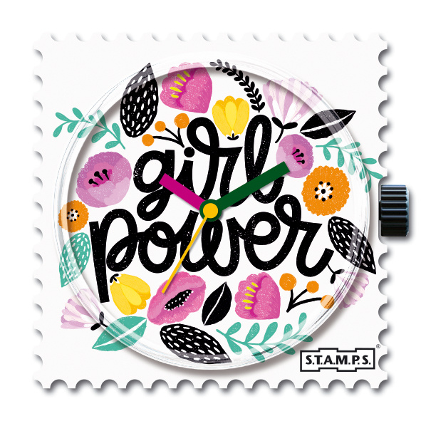 S.T.A.M.P.S Watch Girl Power