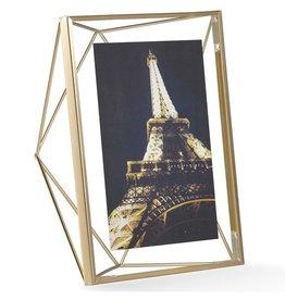 Umbra Photo Frame Prisma Brass Large