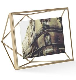 Umbra Photo Frame Prisma Brass Small