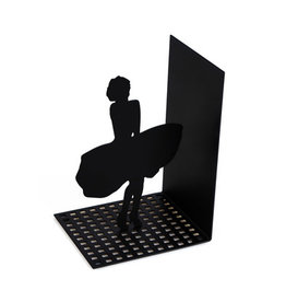 Balvi Bookend Marilyn Monroe black