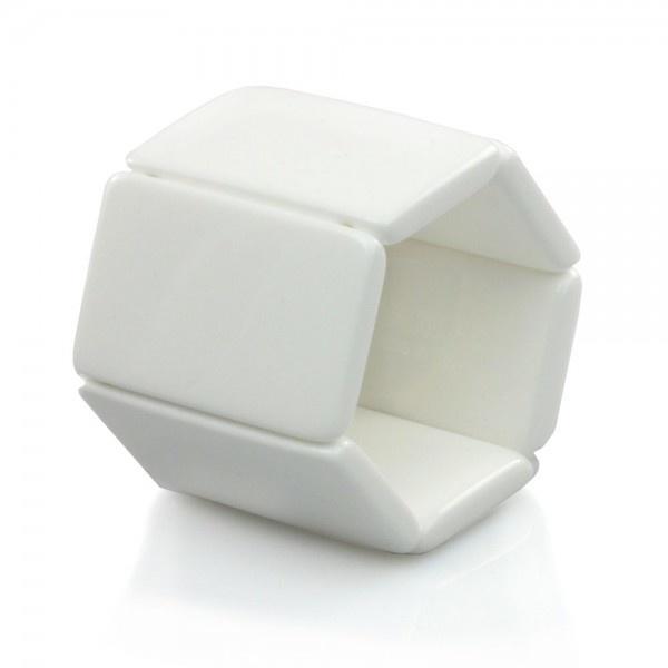 S.T.A.M.P.S Horlogeband Belta white