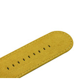 S.T.A.M.P.S Watchband Wild Leather lemon