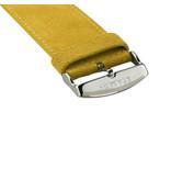 S.T.A.M.P.S Armband Wild Leather lemon