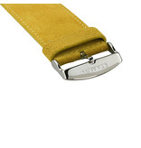 S.T.A.M.P.S Horlogeband Wild Leather lemon