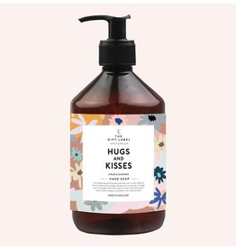 The Gift Label Handseife  Hugs and Kisses 500ml
