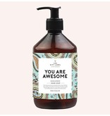 The Gift Label Hand soap You are Awesome 500ml