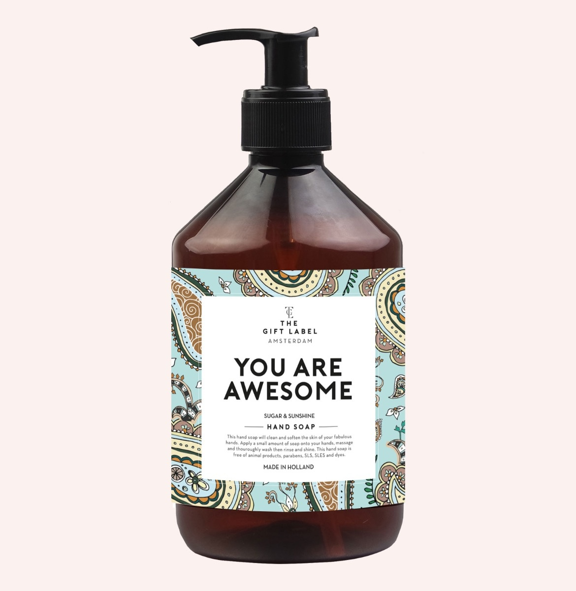 The Gift Label Handseife You are Awesome 500ml