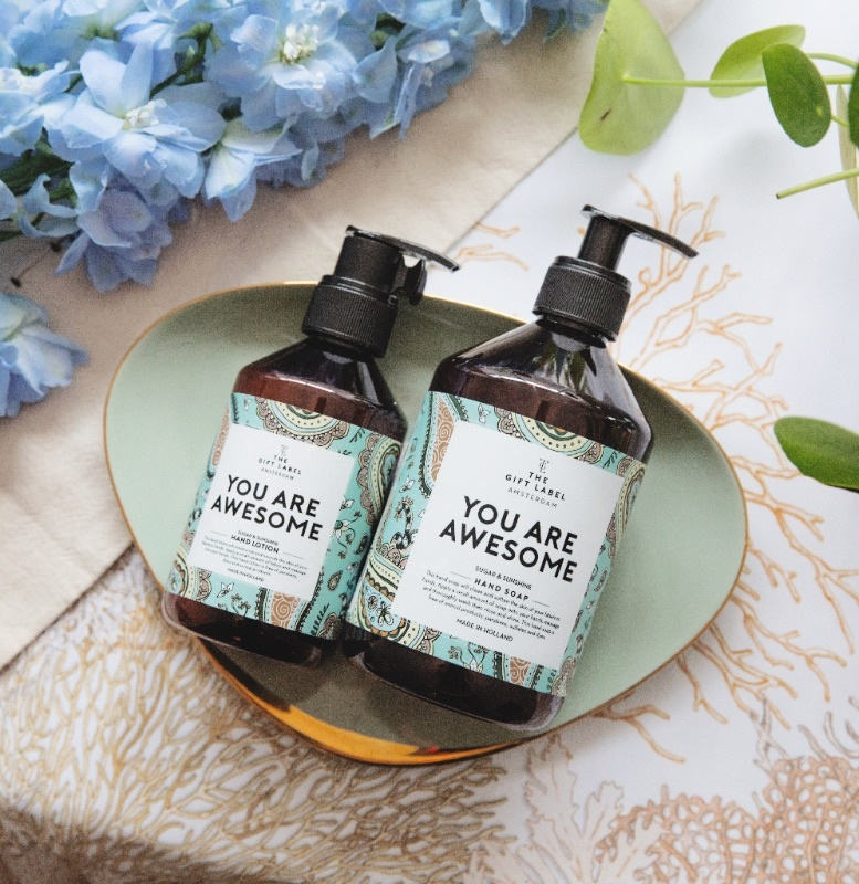 The Gift Label Handlotion  You are Awesome 250ml