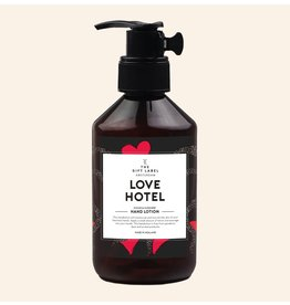 The Gift Label Hand Lotion Love Hotel 250ml