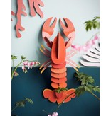 Studio Roof 3D Wall Decoration Lobster