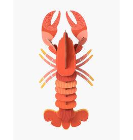 Studio Roof 3D Wanddekoration Lobster