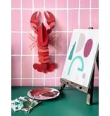 Studio Roof 3D Wanddekoration Giant Lobster