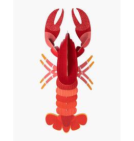 Studio Roof 3D Wanddecoratie Giant Lobster