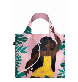 LOQI Faltbare Shopper Jungle Fairy