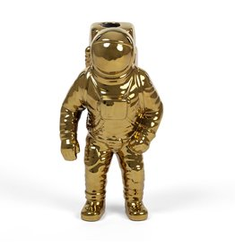 Seletti Vaas Starman goud