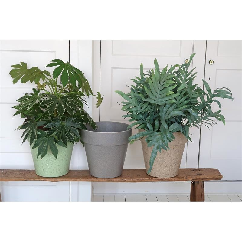 Zuperzozial Flower Pot  Jungle Fever XL grey