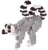 Nano Blocks Bouwpakket Ring Tailed Lemur