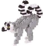 Nano Blocks Building Kit Ring Tailed Lemur