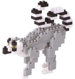Nano Blocks Bausatz Ring Tailed Lemur