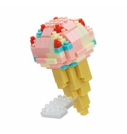 Nano Blocks Bausatz Ice Cream