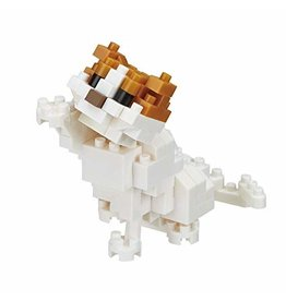 Nano Blocks Bausatz Scottish Fold