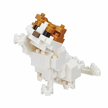 Nano Blocks Building Kit Scottish Fold