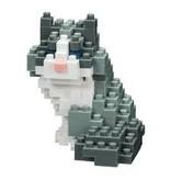 Nano Blocks Bausatz Ragdoll