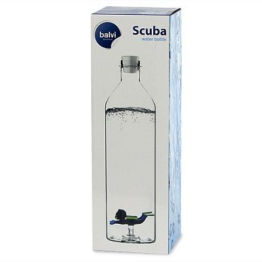 Balvi Water Bottle Scuba