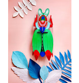 Studio Roof 3D Wall Decoration Giant Scarab Beetle